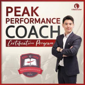 peak performance coach course thailand